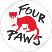 logo Four Paws