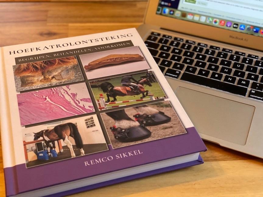 boek hoefkatrolontsteking