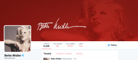 5 Times We Crowned Bette Midler Queen Of Twitter