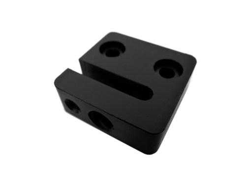 Bloque tuerca Acme Anti-backlash 8mm Tr8x8, Natytec.