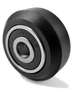 Rueda Solid V Wheel kit, Natytec.