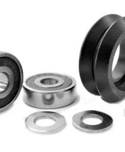 Rueda V Wheel kit, Natytec.