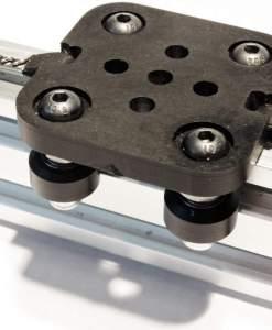 Openbuild Placa De Aluminio V mini Lineal V-Slot C-Beam, Natytec.