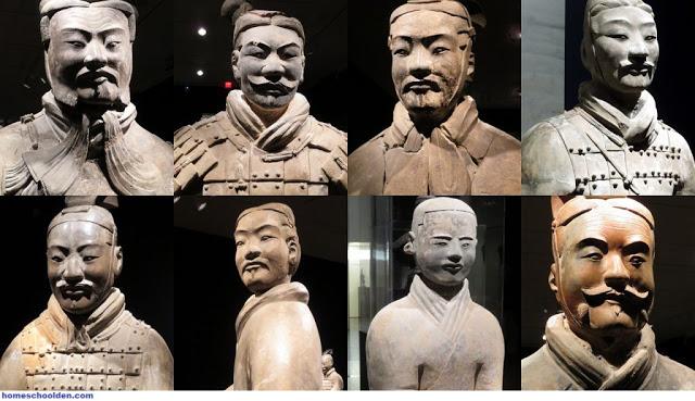 Армия, НаучиКитайски