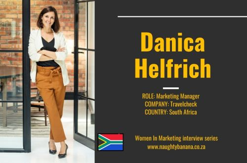 Women In Marketing Interview | Danica Helfrich