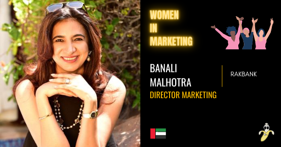BANALI MALHOTRA, LinkedIn, Women In Marketing