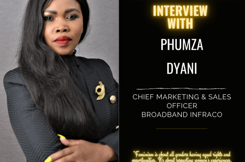 Phumza Dyani Women In Marketing