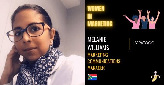Melanie Williams, LinkedIn, Women In Marketing