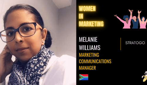 Melanie Williams, LinkedIn, Women In Marketing