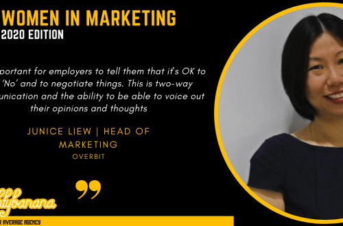 Junice Liew, LinkedIn, Women In Marketing (Black)