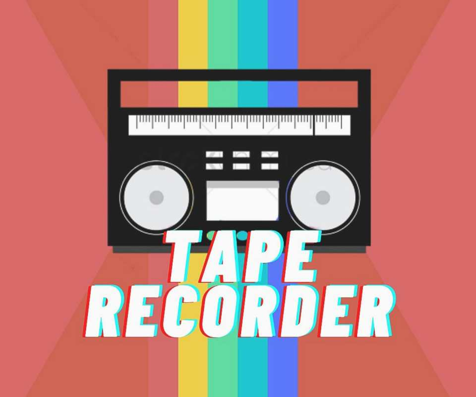 Tape Recorder logo, Women In Marketing