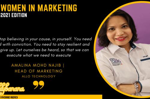 Amalina Mohd Najib, LinkedIn, Women In Marketing (Black) (1)