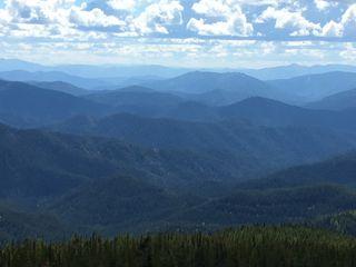 Coeur d'Alene Mountains