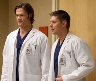 Drs. Dean and Sam