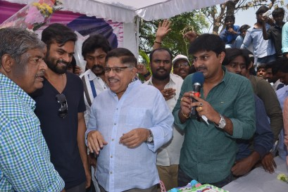 11111 (87)ram charan birthday celebrations