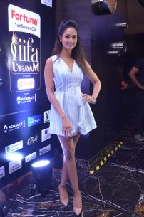 24shanvi at iifa utsavam