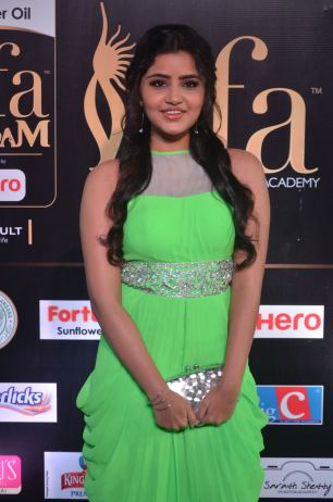 anupama parameswaran hot at iifa 2017DSC_01830016