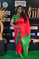 kushboo at iifa awards 2017 kushboo hot at iifa awards 2017 DSC_14490503