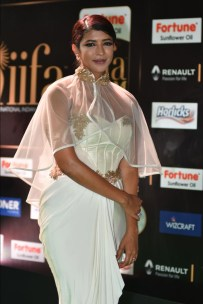 lakshmi manchu hot at iifa awards 2017 HAR_58860006