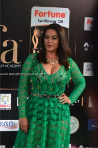 mumaith khan hot at iifa awards 2017 DSC_16690720_wm
