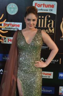 nikesha patel hot at iifa awards 201733