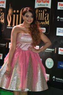 nikita narayan hot at iifa 201776
