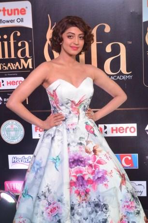 pranitha subhash hot at iifa awards 2017HAR_2526