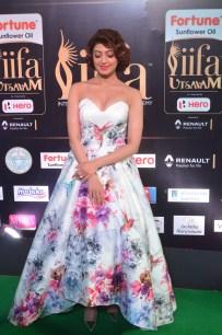 pranitha subhash hot at iifa awards 2017HAR_2538