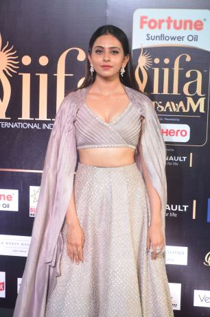 rakul preet singjh hot at iifa awards 2017DSC_90370003