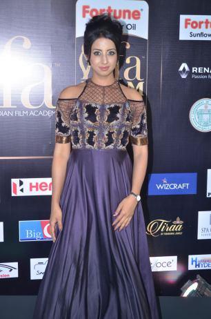sanjjana hot at iifa awards 2017DSC_74350005