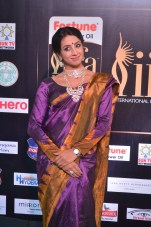 sanjjana hot in saree at iifa awards 2017 DSC_0598