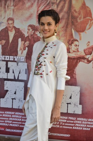 tapsee at name shabhana promotion press meetHAR_32870052