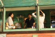 imran khan on location minitruck show imran khan on location minimathur show truckIMG_1662
