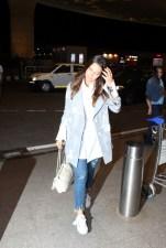neha dhupia spooted at airport IMG_3526