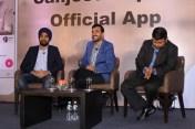 sanjiv kapoor mobile app launchIMG_1146