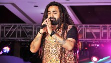 Singer Kunal Wason performed at the finale of 'ARF Mrs. India 2017' Beauty Pageant was held at Sahara Star, Mumbai.2