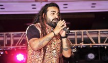 Singer Kunal Wason performed at the finale of 'ARF Mrs. India 2017' Beauty Pageant was held at Sahara Star, Mumbai.3