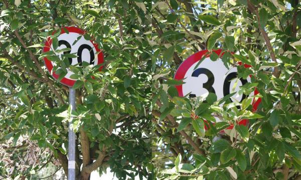 nauka jazdy zamosc, znaki