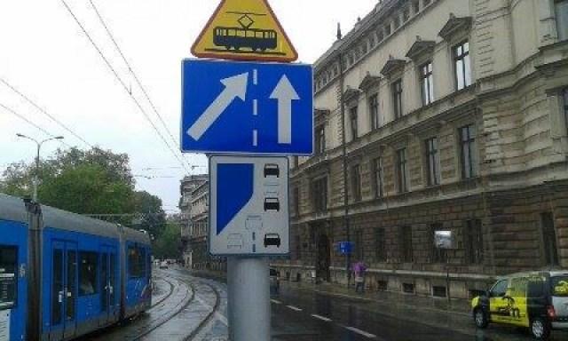 znaki drogowe nauka jazdy zamosc