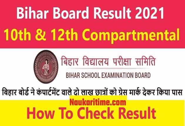 Compartmental Result 2021