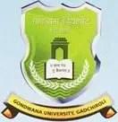 Gondwana University Recruitment 2015