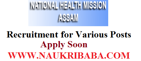 NHM VACANCY RECRUITMENT 2019 POSTS APPLY SOON