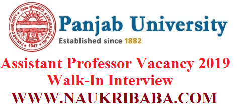 PUNJAB UNIVERSITY VACANCY POSTS VACANCY RECRUITMENT 2019 POSTS APPLY SOON