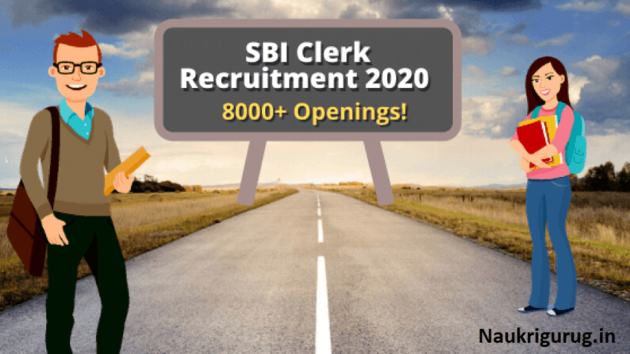 SBI Clerk Vacancy 2020; Application form Online 26-jan-2020 sbi.co.in