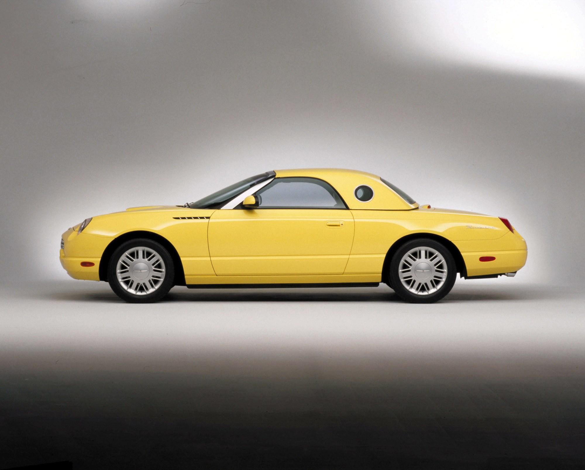 hight resolution of 2002 ford thunderbird