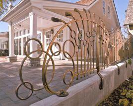 bronze-rail