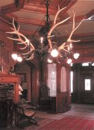 pabst-chandelier