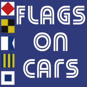 Flags on Cars