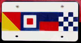 Custom Four flag