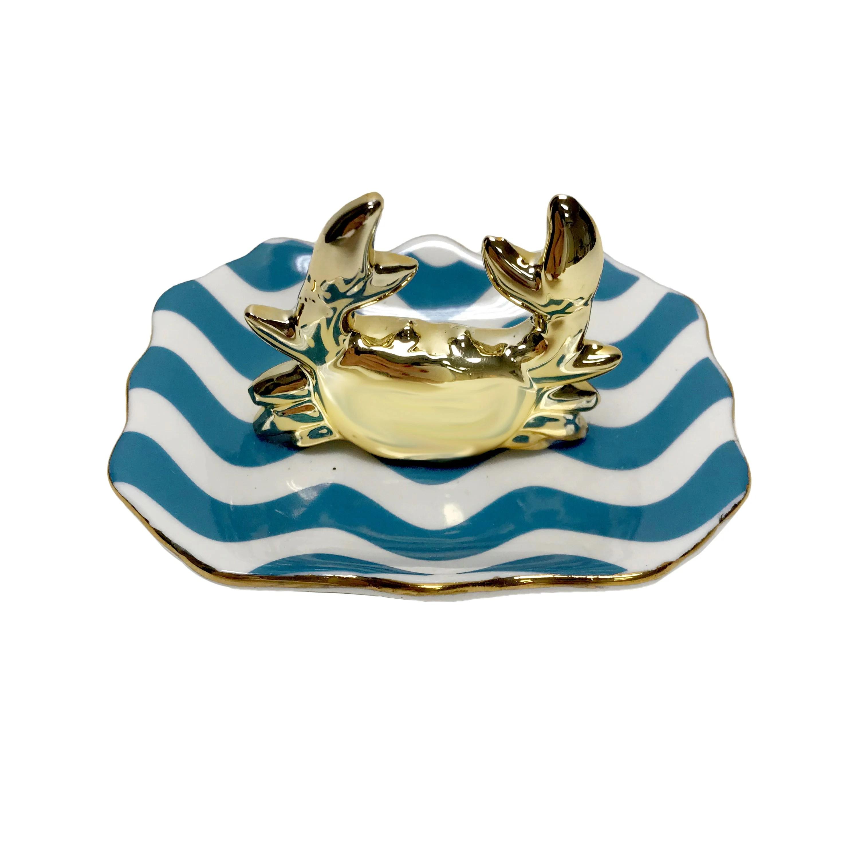 Seahorse Ring Dish